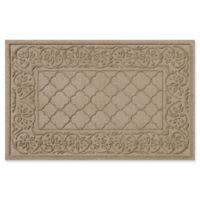 Weather Guard™ Rosalie 24-Inch x 36-Inch Door Mat in Camel