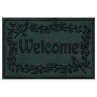Weather Guard™ Bird on a Branch 24-Inch x 36-Inch Door Mat in Evergreen