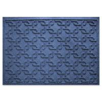 Weather Guard™ Interlink 24-Inch x 36-Inch Door Mat in Navy