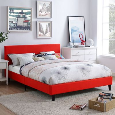Modway Anya Queen Bed Frame Bed Bath Beyond
