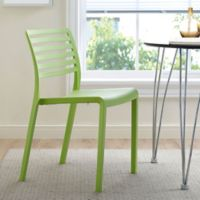 Modway Enable Dining Side Chair in Green