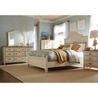 Palmetto Home Millbrook 6-Piece Twin Bedroom Set in Buttermilk