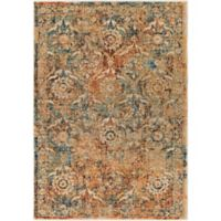 Surya Arkdale 7-Foot 10-Inch x 10-Foot 3-Inch Area Rug in Burnt Orange