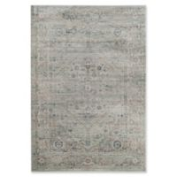 Safavieh Vintage Melania 5-Foot 3-Inch x 7-Foot 6-Inch Area Rug in Light Blue