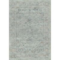Safavieh Vintage Melania 8-Foot 10-Inch x 12-Foot 2-Inch Area Rug in Light Blue