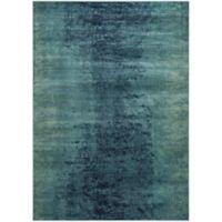 Safavieh Vintage Harper 8-Foot x 11-Foot 2-Inch Area Rug in Turquoise/Multi