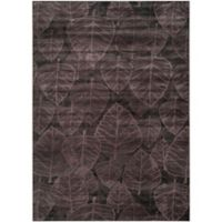 Safavieh Vintage Marlena 6-Foot 7-Inch x 9-Foot 2-Inch Area Rug in Charcoal/Multi