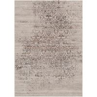 Surya Norvell 5-Foot x 8-Foot Area Rug in Cream/Taupe