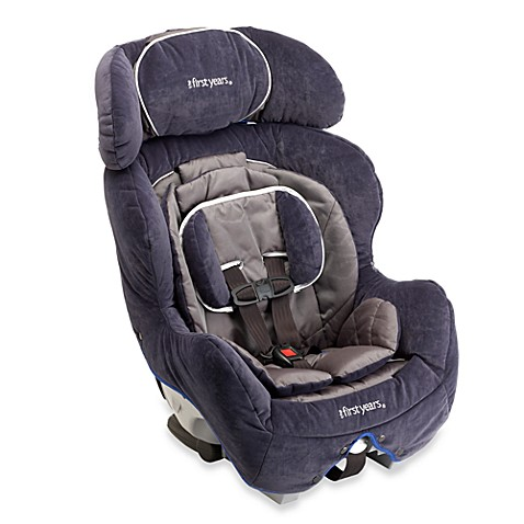the first years by learning curve true fit premiere convertible car seat in blue aurora bed. Black Bedroom Furniture Sets. Home Design Ideas