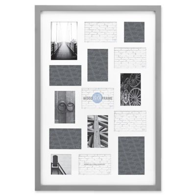 Buy Wood Collage Frame from Bed Bath & Beyond
