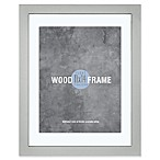 Gallery 11-Inch x 14-Inch Float Frame in Grey