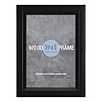 Gallery 3.5-Inch x 5-Inch Wood Frame in Black