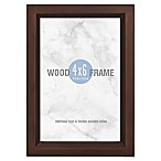 Gallery 4-Inch x 6-Inch Wood Frame in Espresso