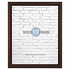 Gallery 8-Inch x 10-Inch Wood Frame in Espresso