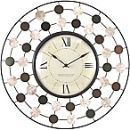 FirsTime® Shasta Wire Wall Clock in Multi