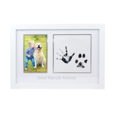 Buy Paw Print Frame from Bed Bath & Beyond