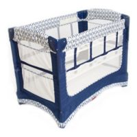 Arm's Reach® Ideal Ezee™ 3-in-1 Co-Sleeper® in Blue Crescent