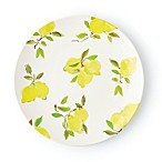 kate spade new york Lemon Melamine Dinner Plate