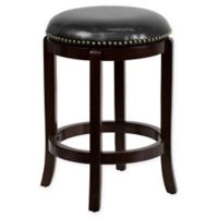 Flash Furniture 25-Inch Wood Bar Stool in Black