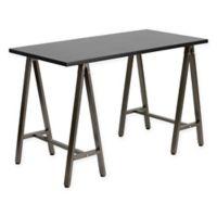 Flash Furniture 29.8-Inch Computer Desk in Black