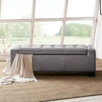 Madison Park Mirage Storage Bench