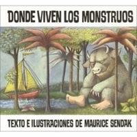 """Rayo """"Donde Viven Los Monstruos/Where The Wild Things Are"""" by Maurice Sendak (Spanish)"""