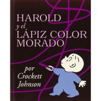 """Harold y El Lápiz Color Morado"" by Crockett Johnson (Spanish)"
