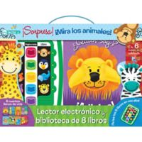 "Me Reader Jr.™ ""Mira los Animales"" Electronic Pad"