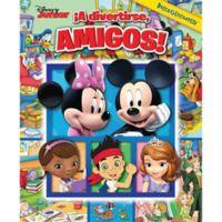 "Disney® ""Best Friends/A Divertirse Amigos"" My First Look & Find Book (Spanish/English)"