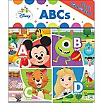 "Disney® Baby My First Look and Find® ""ABCs"" Board Book"