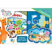 "Baby Einstein ""My First Look and Find"" Book and Puzzle"