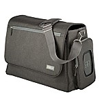 bbluv Ultra Diaper Bag with 5 Accessories in Charcoal