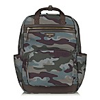 TWELVElittle Unisex Courage Backpack Diaper Bag in Camo