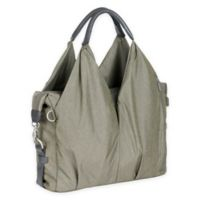 Lassig Green Label Neckline Diaper Bag in Gold