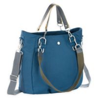 Lassig Green Label Mix 'n Match Diaper Bag in Blue