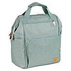 Lassig Glam Goldie Backpack Diaper Bag in Green