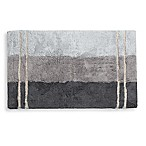 Croscill® Fairfax 20-Inch x 30-Inch Bath Rug in Slate