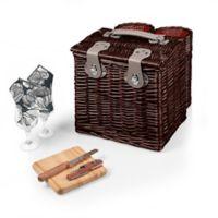 Picnic Time® Vino Wine & Cheese Basket