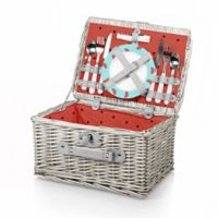 Picnic Time® Catalina Watermelon Picnic Basket Set
