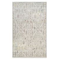 Patina Persian Cypress Kindling 5-Foot 3-Inch x 7-Foot 6-Inch Area Rug in Sand