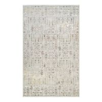 Patina Persian Cypress Kindling 3-Foot 11-Inch x 5-Foot 6-Inch Area Rug in Sand