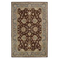 Kaleen Mystic-Agean 9-Foot 6-Inch x 13-Foot Rug in Brown