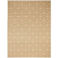 Mohawk Home Oasis Rockport 8-Foot x 10-Foot Area Rug in Natural