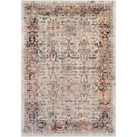 Surya Meridan 7-Foot 10-Inch x 10-Foot 3-Inch Area Rug in Burnt Orange