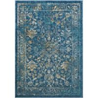 Surya Giltner 7-Foot 10-Inch x 10-Foot 3-Inch Area Rug in Navy