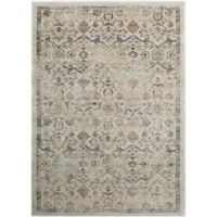Surya Inavale 5-Foot 3-Inch x 7-Foot 6-Inch Area Rug in Silver