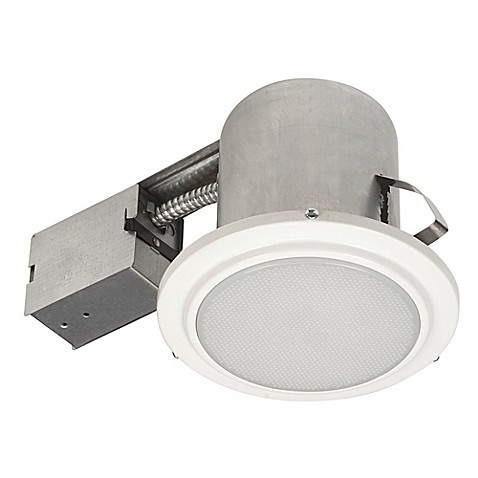 Globe Electric 5 Inch Ceiling Mount Recessed Led Shower