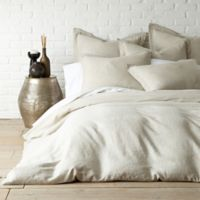 Levtex Home Washed Linen Twin Duvet Cover in Natural