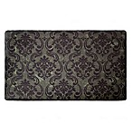 Chain Damask 18-Inch x 30-Inch Anti-Fatigue Gel Kitchen Mat in Sage