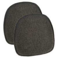 Klear Vu Gripper® Tonic Bistro Chair Pads in Taupe (Set of 2)